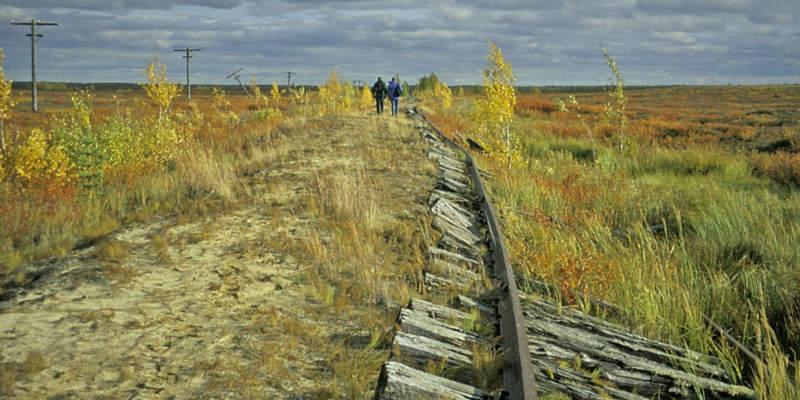 dead-railway