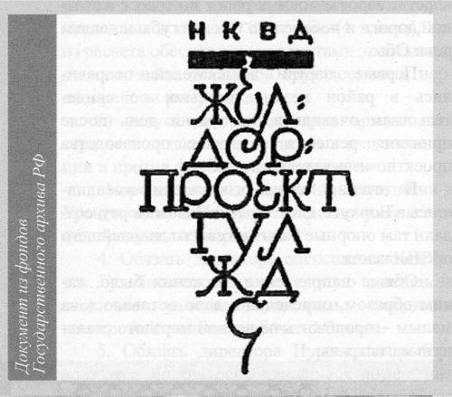Логотип ЖелДорПроекта ГУЛЖДС