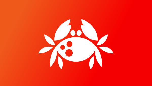 Логотип марки морепродуктов