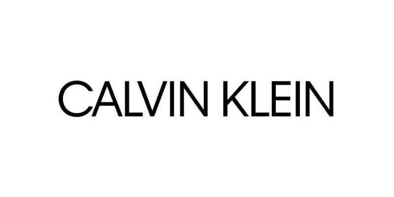 новый логотип calvin klein