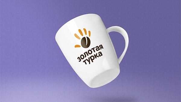 Логотип уличного кафе