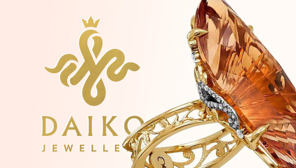 Логотип ювелирного бренда