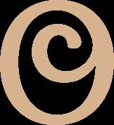 Логотип салона красоты - шрифт