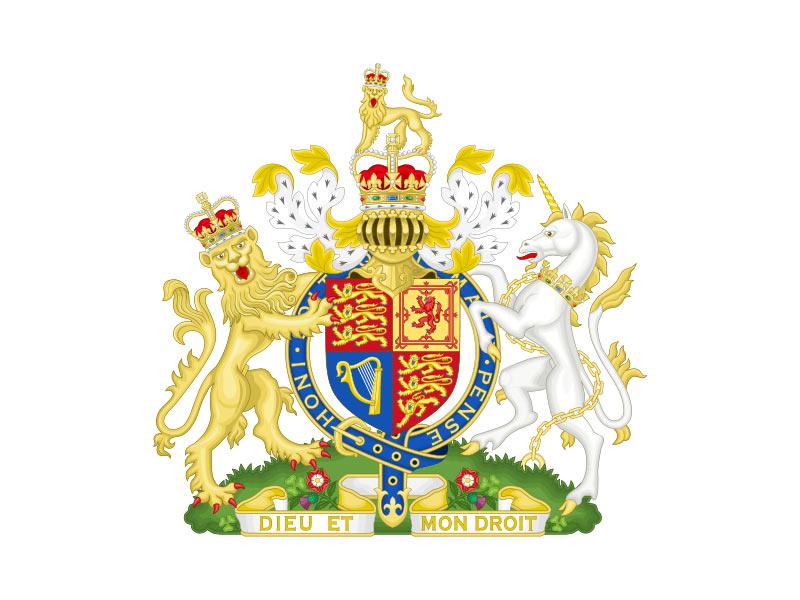 Герб Британской Империи