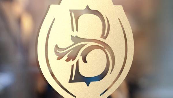 Логотип завода металлических дверей