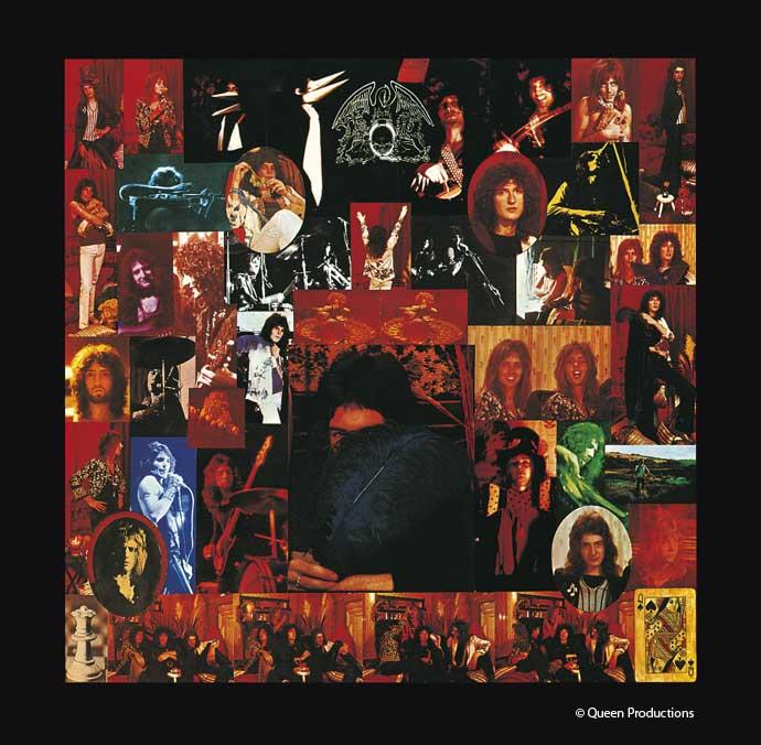 Первый альбом Queen