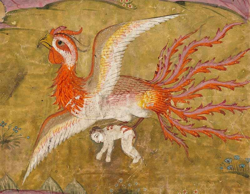 Птица Симург